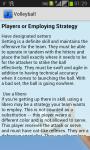 Volleyball Playing Tips screenshot 3/3