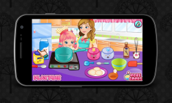 Mom and Me Cooking Pie screenshot 4/4