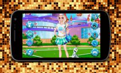 Elsa College Great Dress Up screenshot 3/4