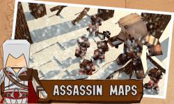 Assassin Pack for Minecraft screenshot 1/3