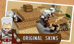 Assassin Pack for Minecraft screenshot 2/3