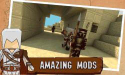 Assassin Pack for Minecraft screenshot 3/3