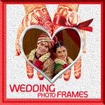 Wedding Photo Frame screenshot 1/6