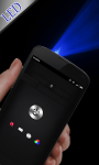 Torch Flashlight Pro screenshot 1/6