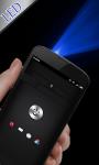 Torch Flashlight Pro screenshot 5/6