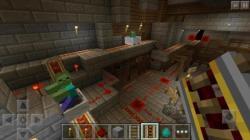 Minecraft Pocket Edition next screenshot 1/6