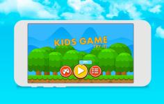 Kids game screenshot 1/3