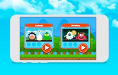 Kids game screenshot 2/3