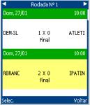 Campeonato Mineiro 2008 screenshot 1/1