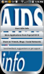 AIDs Info Mobile screenshot 1/3