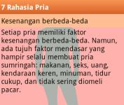 7 Rahasia Pria screenshot 4/6
