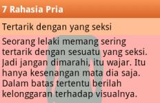 7 Rahasia Pria screenshot 5/6