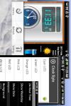 Super Weather Clock - Battery screenshot 2/3