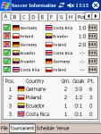 Soccer Information Manager screenshot 1/1
