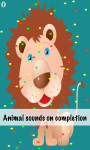 Baby Animal Puzzle screenshot 4/5