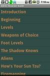Aliens Invasion Game Guide screenshot 1/2