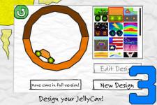 JellyCar 3 Lite screenshot 4/5