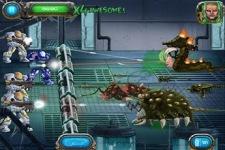 Soldier vs Aliens screenshot 3/4
