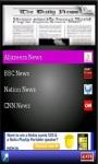 World Wide Live News screenshot 1/1
