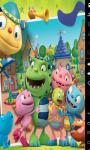 Puzzle for Kids Hugglemonster screenshot 1/6