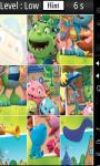 Puzzle for Kids Hugglemonster screenshot 5/6