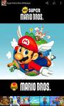 New Super Mario Bros Wii Wallpaper screenshot 3/6