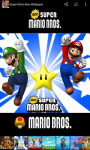 New Super Mario Bros Wii Wallpaper screenshot 4/6