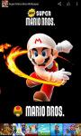 New Super Mario Bros Wii Wallpaper screenshot 6/6