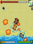 Beach-Wars Free screenshot 4/6