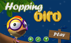 Hopping Bird Pro screenshot 1/5