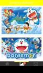 doraemon and friends cartoon wallpaper screenshot 3/6