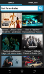 Videos Downloader Pro screenshot 1/4