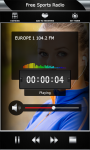 Free Sport Radio screenshot 3/6