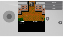 Metal Gear 3 - Arcade screenshot 3/4