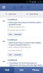 Mobile Facebook Messenger screenshot 1/6