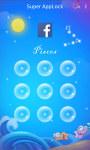 AppLock Theme Pisces screenshot 2/2