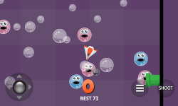 Killer Bubbles Free screenshot 4/5