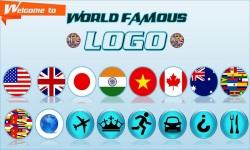 World Famous Logo Quiz screenshot 1/6