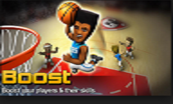 Rockman Basketball screenshot 3/6