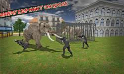 Mad Elephant Rampage screenshot 3/5