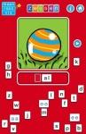 Maan roos vis letterlegger optional screenshot 2/6