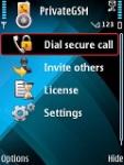 PrivateGSM screenshot 1/1
