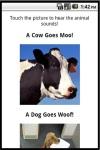 A Cow Goes Moo screenshot 1/1