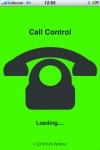 Call Control screenshot 1/1