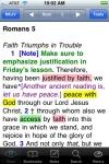Mantis NKJV Bible Study screenshot 1/1