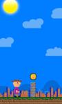 Pixel Man Run - Endless runner game screenshot 1/4