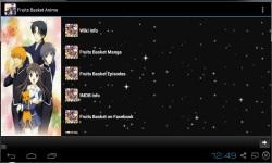 Fruits Basket Anime screenshot 1/3