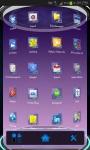 Shine-HD Next Launcher 3D Theme screenshot 3/4