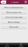 SMS Ringtones 2014 screenshot 3/4