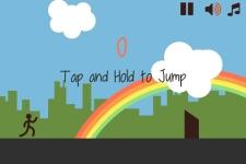Jumping Stickman screenshot 2/6